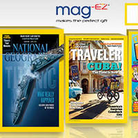 Read more about National Geographic Magazines 40% Off 1 Year Subscription 13 Dec 2012