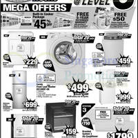 Read more about Courts New Megastore Grand Opening Sale 15 - 16 Dec 2012
