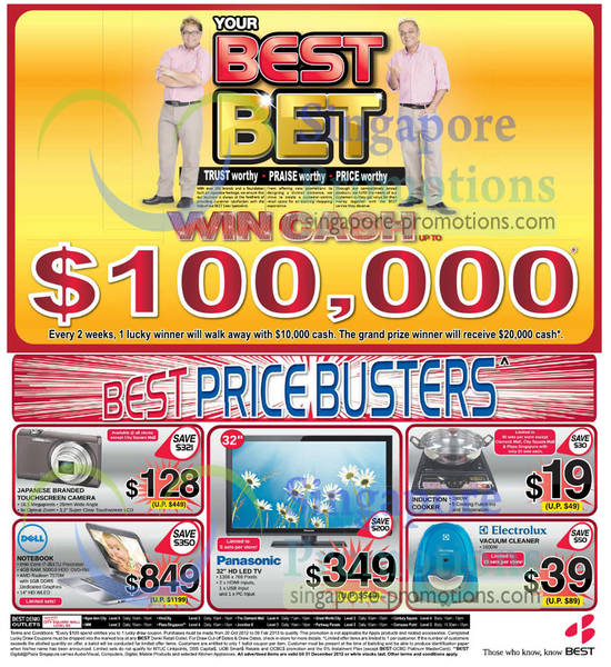 Win 100,000 Cash