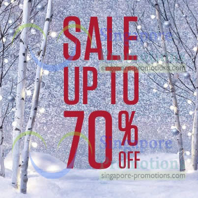 21 Jan Up To 70 Percent Off