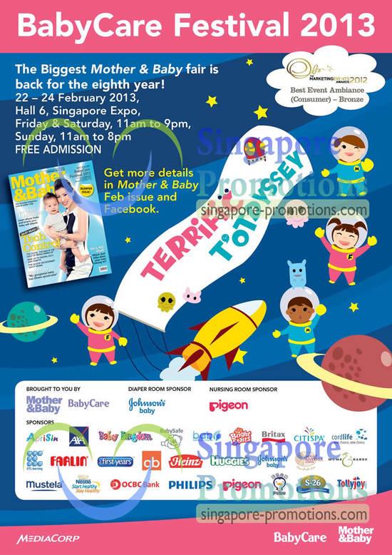 Babycare Festival 29 Jan 2013