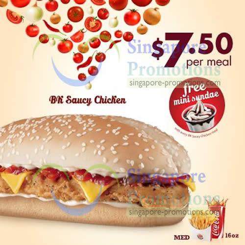 Burger King 3 Jan 2013