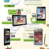 Read more about Starhub Smartphones, Tablets, Cable TV & Mobile/Home Broadband Offers 12 - 18 Jan 2013