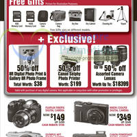 Read more about Harvey Norman Digital Cameras, Furniture, Notebooks & Appliances Offers 5 - 11 Jan 2013