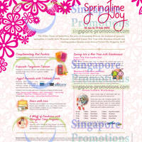 Read more about Forum The Shopping Mall CNY Activities & Promotions 18 Jan - 17 Feb 2013
