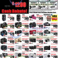 Read more about Harvey Norman Digital Cameras & Video Camcorders Promo @ Suntec City 24 Jan - 10 Feb 2013