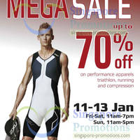 Read more about Key Power Intl 2XU Sale Up To 70% Off 11 - 13 Jan 2013