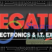 Read more about Megatex 2013 (18 Apr) Electronics & IT Expo Show @ Singapore Expo 18 - 21 Apr 2013