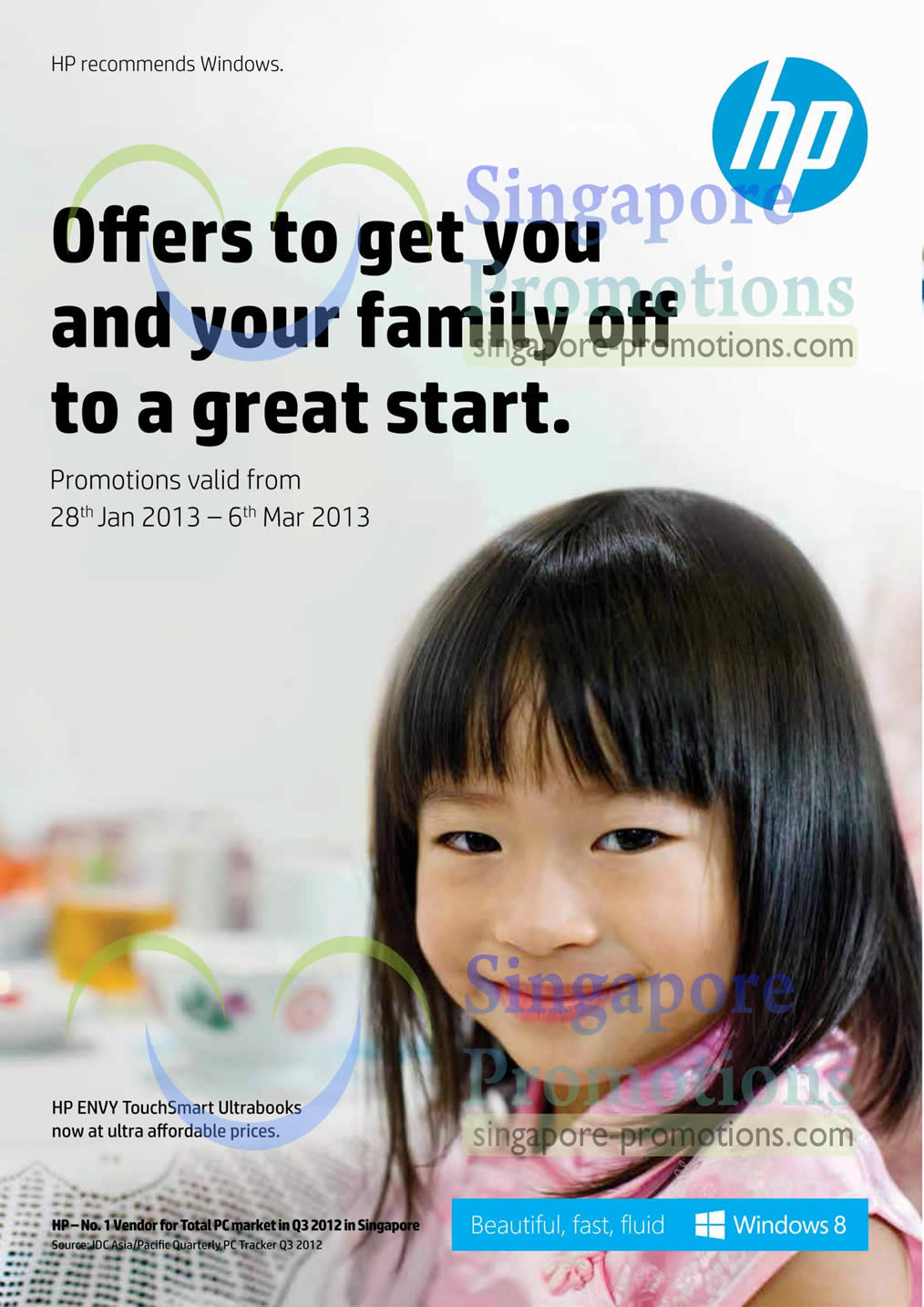 Offers to Get You and Your Family to a Great Start