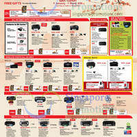 Read more about Canon Laser Printers, Inkjet Printers & Scanners Promotion Offers 9 Jan - 3 Mar 2013
