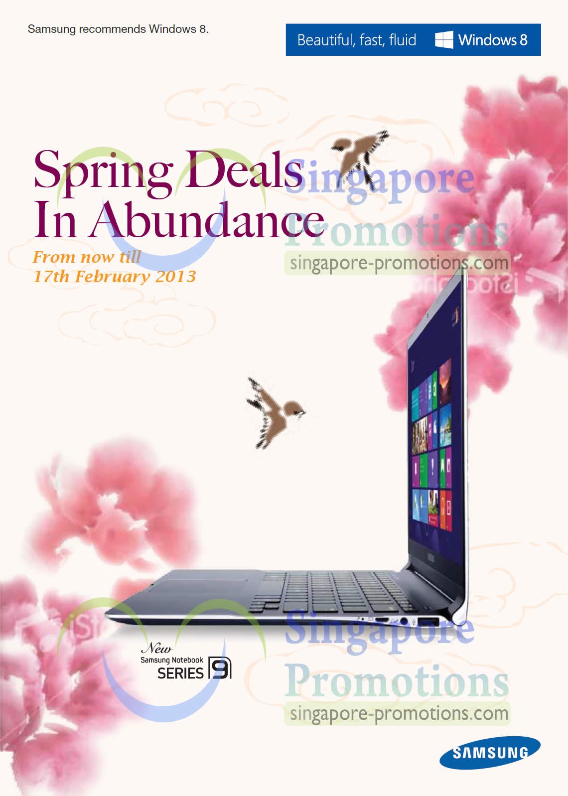 Samsung Spring Deals