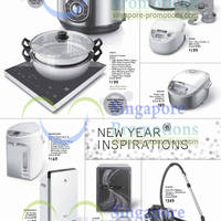 Read more about Tangs Kitchen & Home Appliances Promotion Offers 18 Jan 2013