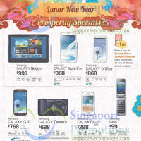 Read more about TeleChoice Samsung Tablets, Smartphones & Digital Camera No Contract Price List 25 Jan 2013