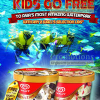 Read more about Wall's Ice Cream New Selection & FREE RWS Adventure Cove Child Tickets 23 Jan - 28 Feb 2013