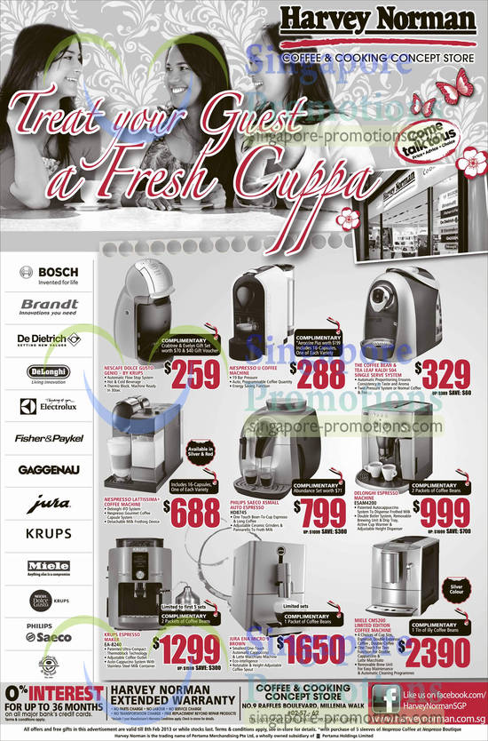 Krups Nescafe Dolce Gusto Genio, Nespresso U Coffee Machine, The Coffee Bean & Tea Leaf Kaldi S04 Coffee Machine, Nespresso Lattissima Plus Coffee Machine, Philips HD8745 Saeco XSmall Auto Expresso, Delonghi ESAM4200 Espresso Machine, Krups EA-8240 Espresso Maker, Jura Ena Micro 9 Brown, Miele CM5200 Coffee Machine