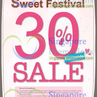Read more about Etude House 30% Off Storewide Sale @ Islandwide 12 - 17 Feb 2013