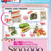 Read more about NTUC Fairprice Abalone, Wines, Electronics, Appliances & Kitchenware Offers 31 Jan - 20 Feb 2013