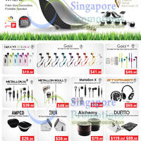 Read more about Gavio Earphones & Multimedia Products Price List 20 Feb 2013