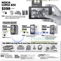 Read more about Nokia Lumia Smartphones No Contract Price List 2 Feb 2013