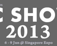Read more about PC SHOW 2013 Price List, Floor Plans & Hot Deals 6 - 9 Jun 2013