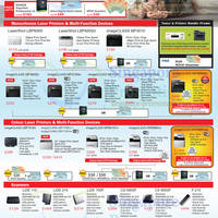 Read more about Canon Laser Printers, Inkjet Printers & Scanners Promotion Offers 7 - 31 Mar 2013