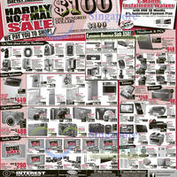 Read more about Harvey Norman Digital Cameras, Furniture, Notebooks & Appliances Offers 23 - 29 Mar 2013