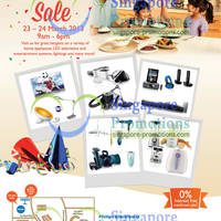Read more about Philips Carnival Sale 2013 @ Toa Payoh 23 - 24 Mar 2013
