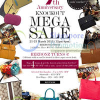 Read more about Reebonz Branded Handbags Sale @ Reebonz Space 21 - 23 Mar 2013