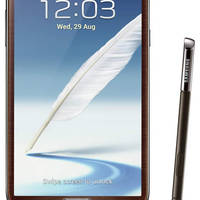 Read more about Samsung GALAXY Note II LTE Amber Brown Available From 30 Mar 2013