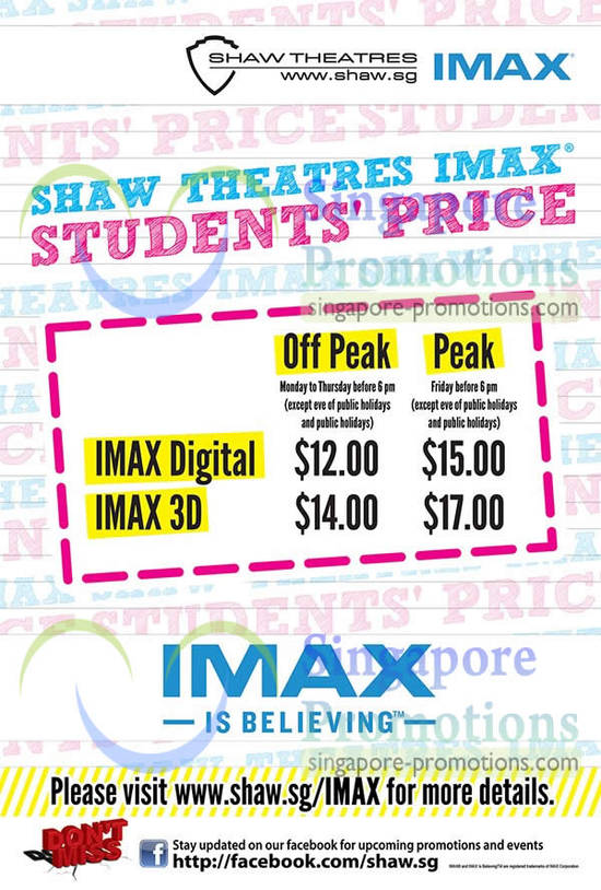 Movie world ticket specials