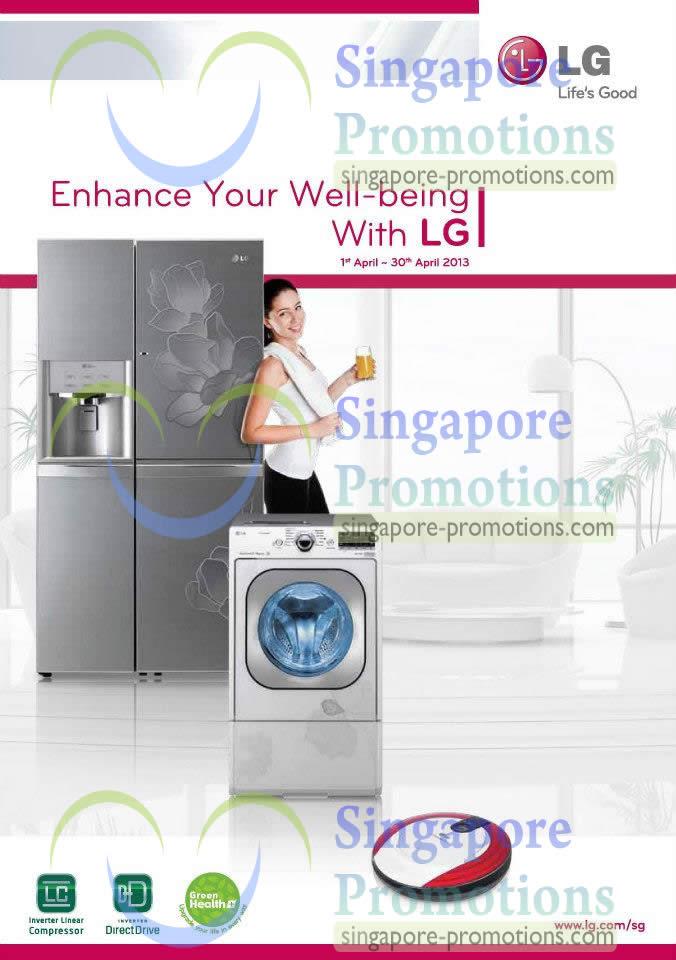 Appliances Features