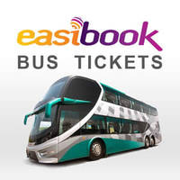 Easybook 5% Off Malaysia Express Bus Tickets Discount Coupon Code 30 Aug - 31 Dec 2014