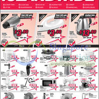 Read more about Courts 39th Anniversary Sale 27 - 28 Apr 2013