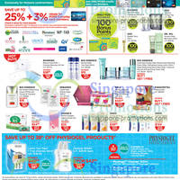 Read more about Watsons Personal Care, Health, Cosmetics & Beauty Offers 11 - 17 Apr 2013