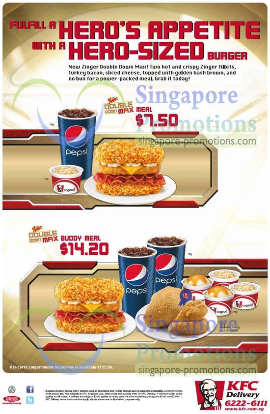KFC 10 Apr 2013