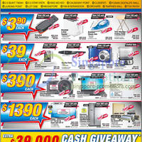 Read more about Courts 39th Anniversary Sale 6 - 7 Apr 2013