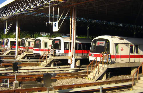 MRT Trains