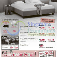 Read more about Harvey Norman Mattresses & Kitchen Appliances Offers 11 - 17 Apr 2013