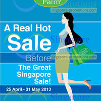 Read more about Nature's Farm Monthly Promotion Offers 25 Apr - 31 May 2013