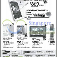 Read more about Samsung Tablets & Smartphones No Contract Offers 27 Apr 2013