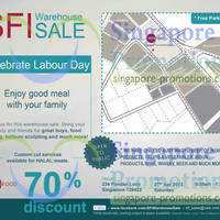 Read more about Singapore Food Industries Warehouse Sale Up To 70% Off 27 Apr 2013