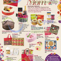 Read more about Takashimaya Irresistible Treats & Indulgences For Mum 26 Apr - 12 May 2013