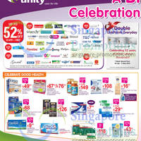 Read more about NTUC Unity Health Offers & Promotions 26 Apr - 30 May 2013