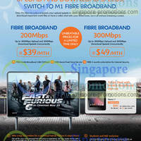 Read more about M1 Smartphones, Tablets & Home/Mobile Broadband Offers 11 - 17 May 2013
