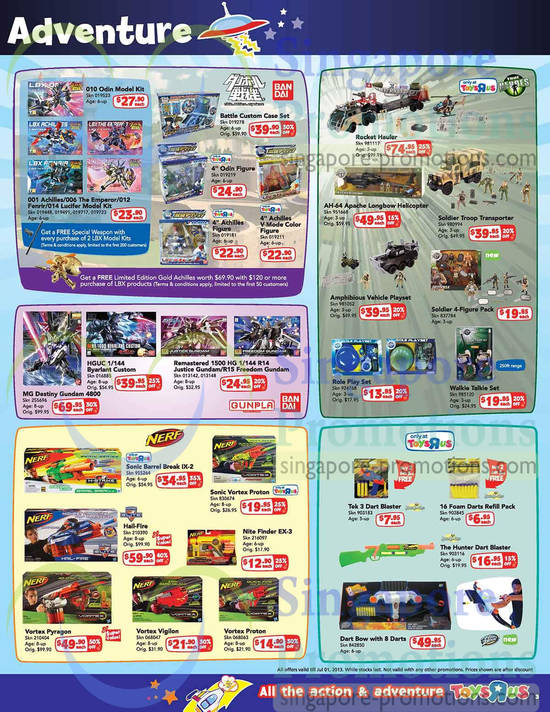 Toys r us nerf coupons