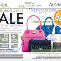 Read more about Brandsfever Handbags Sale Up To 80% Off @ Grand Park City Hall 4 May 2013