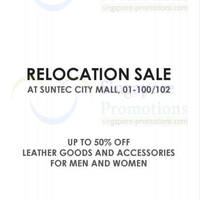 Read more about Braun Buffel Relocation Sale Up To 50% Off @ Suntec City Mall 22 May - 9 Jun 2013