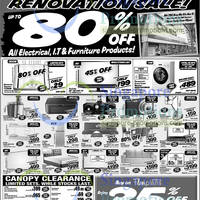 Read more about Courts Renovation Sale Promotions & Offers @ AMK 3 - 5 May 2013