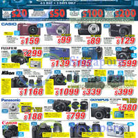 Read more about Audio House Electronics, TV, Notebooks & Appliances Offers 4 - 5 May 2013