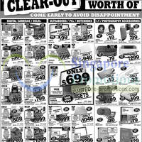 Read more about Courts Massive Clear-Out Weekend Offers 11 - 12 May 2013